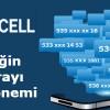 Turkcell'de İstediğin Numarayı Seçme Özgürlüğü