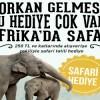 Kliksa.com'dan Safari Tatili kampanyası