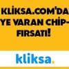 Axess'ten Kliksa.com'a Özel 125 TL'ye Kadar Chip-Para