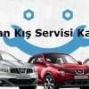 Nissan'dan Kışa Özel Yetkili Servis Kampanyası