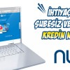 Nuvo'dan Masrafsız ve Şubesiz Kredi Kampanyası