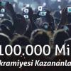 Neo İle BKM Ekspress'ten 1 Milyon Mil Hediye Çekilişi Sonuçları