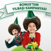 TEB Bonus'tan Yılbaşı Kampanyası: 45 TL Bonus
