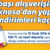Teknosa'dan Yılbaşı kampanyası