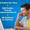 Turkcell Superonline'dan HD Konuşma Kampanyası