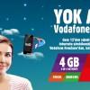 Vodafone'dan Faturasız Hatlara Özel Esnek S Tarifesi