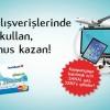 Denizbank Paracard'tan E-Ticarete Özel 50 TL Bonus