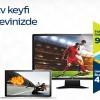 Türk Telekom'dan İnternet ve Tivibu Kampanyası