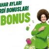 Bonus Bahar Kampanyası ile 50 TL Bonus Kazanın