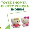 Bonus Flaş ile Toyzz Shop'da Hello Kitty Ürünleri Yüzde 50 İndirimli