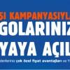Yurtiçi Kargo'dan Yurtdışı Kampanyası