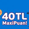 Opet-Sunpet'ten Yapacağınız Alışverişlerde 40 TL Maxipuan!