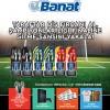 Banat'tan Taraftar Diş Fırçası Alana Şampiyonlar Ligi Finaline Gitme Fırsatı