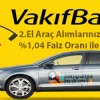 Vakıfbank 2.El Taşıt Kredisinde 48 Ay Vade İmkanı