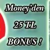Money Bonus'tan Shell'de 25 TL Bonus