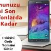 Vodafone'a Eski Akıllı Telefonunu Getir, Yenisi Götür