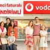 Vodafone'dan Ailenize Özel Yüzde 50 İndirim