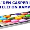Turkcell'den Casper Bireysel Akıllı Telefon Kampanyası