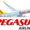 Pegasus'tan Kış Seyahati Kampanyası