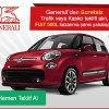 Generali Sigorta'dan Fiat 500L Otomobil Kazanma Şansı