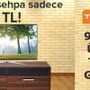 Teknosa'dan TV Alana Sehpa Sadece 1 TL
