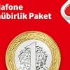 Vodafone'dan Günübirlik Paket: 1 TL