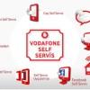 Vodafone Self Servis ile Hattınızın İşlemlerini Kendiniz Yapın