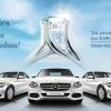 Altınbaş Pırlanta'dan 3 Adet Mercedes C180