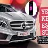 Espark Mercedes Çekilişinin Sonuçları