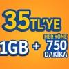 Turkcell Bol 750 Paketi