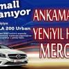 ANKAmall'dan Mercedes CLA 200 Çekiliş Kampanyası