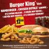 Passolig Üyelerine Burger King'den Avantajlı Menü