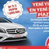 Kahramanmaraş Piazza AVM Mercedes Çekilişinin Sonuçları