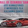 Mall of İstanbul AVM Mercedes Çekilişinin Sonuçları