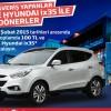 Samsun Piazza AVM Hyundai ix35 Çekilişinin Sonuçları