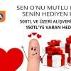 Teknosa'dan Sevgililer Günü Kampanyası: 150 TL'ye Kadar Hediye Çeki