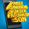 Turkcell' den Paket Aşım Çözümü Kampanyası