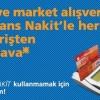 Cardfinans' tan Market ve Akaryakıt Alışverişlerinde Yüzde 5 İndirim Kampanyası