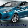 Ford Binek Araçlarda Mart Ayı Kampanyası