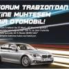 Forum Trabzon' dan  BMW 520i Çekilişi