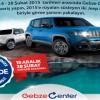 Gebze Center Jeep Renegade Çekilişinin Sonuçları