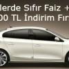 Renault Fluence Kampanyası: Yüzde Sıfır Faiz + 3.000 TL İndirim