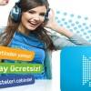 Turkcell'den Ücretsiz ve Sınırsız Müzik Paketi Kampanyası