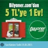 Bilyoner.com' dan Ev Çekilişi Kampanyası