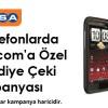 Teknosa'da Akıllı Telefonların Yüzde 10'u Kadar Hediye Çeki Kampanyası