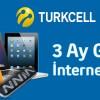 Turkcell'den 3 Ay Geçerli İnternet Paketi