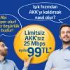 Turkcell Superonline'dan AKK'sız Süper İnternet Paketi