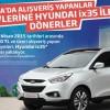 Şanlıurfa Piazza AVM Hyundai ix35 Çekilişi Sonuçları