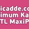 Maximum Kart'a Özel Altincicadde.com'da 100 TL Maxipuan!