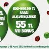 N11.com'dan 111 TL Bonus Kampanyası